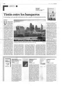 Reseña La Vanguardia - 1